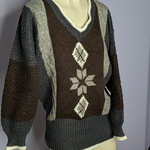 Vintage mondi sweater